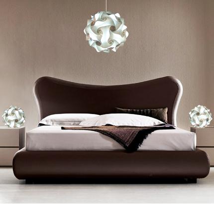 Lampadario Design Fiocco